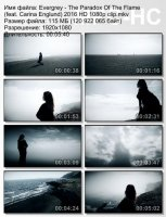 Evergrey-The Paradox Of The Flame (feat. Carina Englund) HD 1080p