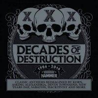 V/A-Metal Hammer: Decades of Destruction