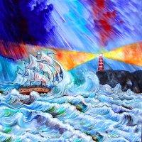 Seas Of Mirth-Hark The Headland Approacheth