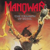 Manowar-The Triumph Of Steel (First japanese edition)