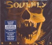 Soulfly-Savages (Deluxe Edition)