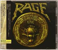 Rage-Welcome To The Other Side (Japanese ed.)