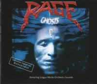 Rage-Ghosts (Original digipak)