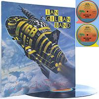 Ian Gillan Band-Clear Air Turbulence (Vinyl 1st press)