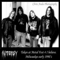 Autopsy-Live In Providence