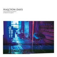 Halcyon Days-Rain Soaked Pavements & Fresh Cut Grass