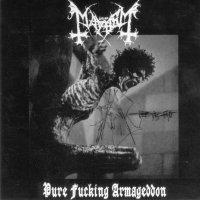 Mayhem-Pure Fucking Armageddon (Remaster 2002)