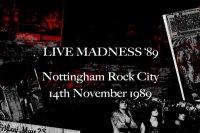 Morbid Angel-Live Madness Over Europe