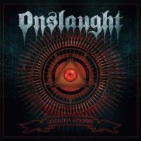 Onslaught-Generation Antichrist (Japanese Edition)