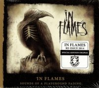 In Flames-Sounds Of A Playground Fading (Rе-Issuе 2014)
