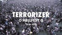 Terrorizer-Live at Hellfest