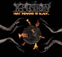 X-Fusion-What Remains Is Black