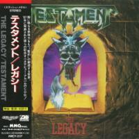 Testament-The Legacy (Japanese Edition)