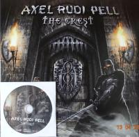 Axel Rudi Pell-The Crest (CD for LP edition)