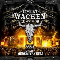 VA-Live At Wacken 2018: 29 Years Louder Than Hell