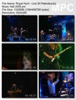 Royal Hunt-Live St.Petersburg\'s Music Hall (DVDRip)
