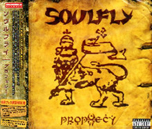 Soulfly-Prophecy (Japanese Limited Edition)