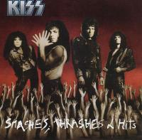 Kiss-Smashes, Thrashes & Hits (PDO US press)