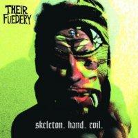 Their Fuedery-Skeleton. Hand. Evil