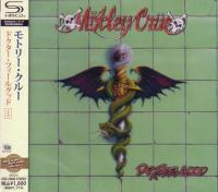 Motley Crue-Dr. Feelgood (9-th japanese \'11)