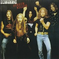 Scorpions-Virgin Killer (Original Germany Released 1988)