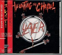 Slayer-Haunting The Chapel (Japan Ed.)