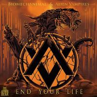 Biomechanimal XX Alien Vampires-End Your Life