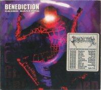 Benediction-Grind Bastard (Digipack)