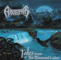 Amorphis-Tales From The Thousand Lakes (German NB press '94)
