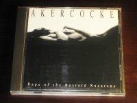 Akercocke-Rape of the Bastard Nazarene