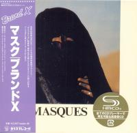 Brand X-Masques