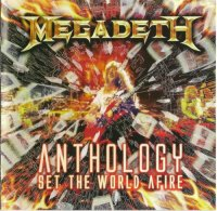 Megadeth - Anthology: Set The World Afire (2CD) mp3