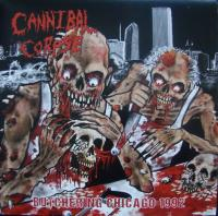 Cannibal Corpse-Butchering Chicago (Vinil-Rip)