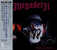 Megadeth-Killing Is My Business... And Business Is Good!