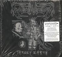 Voivod-Target Earth (Mediabook)