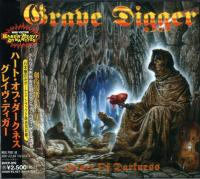 Grave Digger-Heart Of Darkness (Japanese edition)