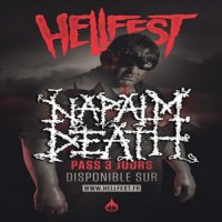 Napalm Death-Live At Hellfest