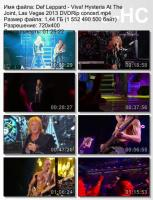 Def Leppard-Viva! Hysteria At The Joint, Las Vegas (DVDRip)