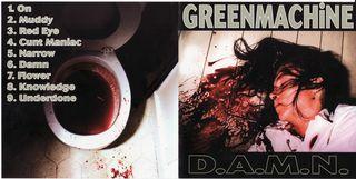 Greenmachine-D.A.M.N