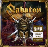 Sabaton-The Art Of War (Re-Armed Ed. 2010)