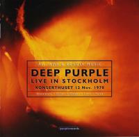 Deep Purple-Live In Stockholm (2006 EU Remastered) (2CD)