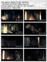 Bullet For My Valentine-Worthless HD 1080p
