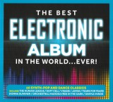 VA-The Best Electronic Album In The World... Ever! (Box Set, 3CD)