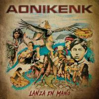 Aonikenk-Lanza En Mano