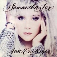 Samantha Fox - Just One Night flac cd cover flac