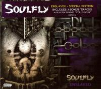 Soulfly-Enslaved (Deluxe Edition)