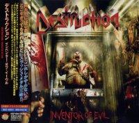 Destruction-Inventors Of Evil (Japan Ed.)