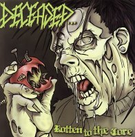 Deceased-Rotten To The Core (Compilation)