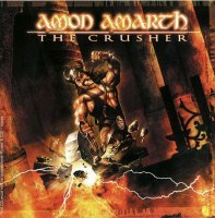 Amon Amarth-The Crusher