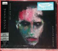 Marilyn Manson-We Are Chaos (Japan Edition)
